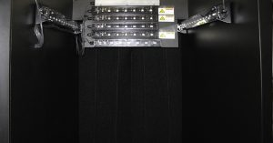 Nemalux GS series linear luminaires used in scientific research