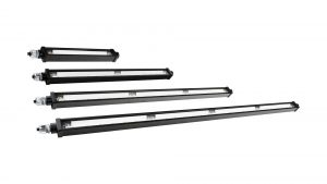 The Nemalux GS Series of DC Powered, Low Profile Linear LED Luminaires - low voltage DC or AC, marine, hazardous location class I div 2 (c1d2), IP66/67 approved