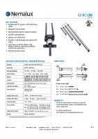 General Location – GS-DC Spec Sheet