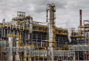 Nemalux luminaires are installed in petrochemical refinery - We offers Texas engineering and O+G firms the best cost-performance ratio, hazardous location, industrial lighting solutions for walkways, platforms, staircases and ladders