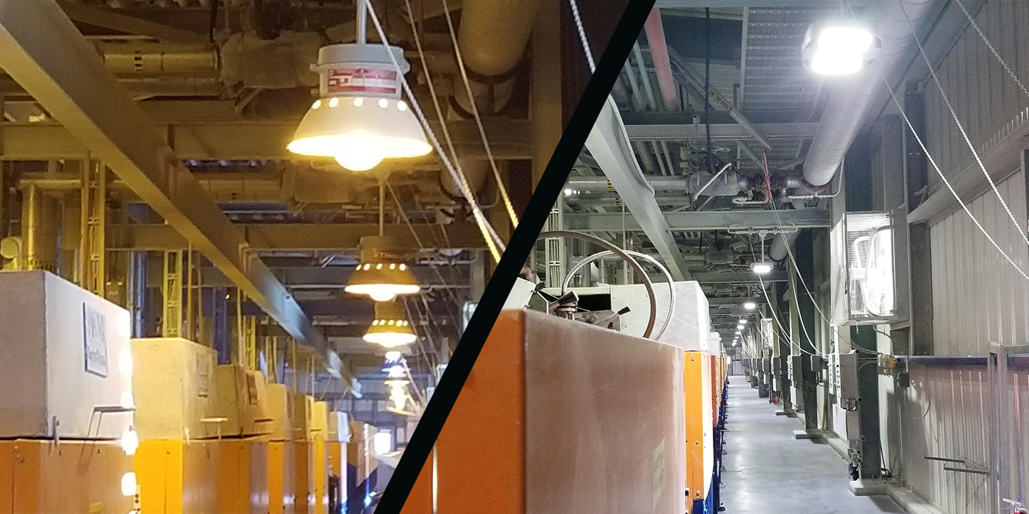 LED Lighting Replacement
