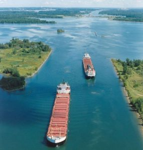 The Saint Lawrence Seaway is a critical infrastructure for both the US and Canada and a large part of it runs through Quebec. Nemalux marine certified luminaires are supplied in Quebec by our sale representative Ex-Supply.