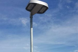 Nemalux MR Series industrial LED luminaire with many mounting styles and optical profiles