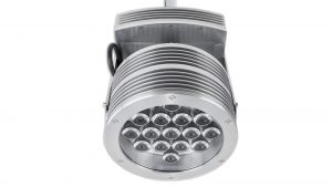 Nemalux industrial color-changing luminaire, long lifetime 100,000 hours operation and IP66