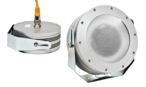 Nemalux XCANLED DC Frosted Lens industrial LED luminaire, IP66 and hazardous location class I div 2 (c1d2) rated