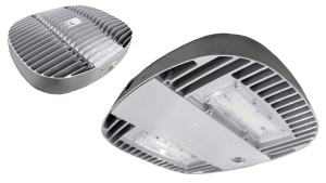 Nemalux XR Series industrial LED luminaire, built for area lighting walkways, conveyor belts, platforms and staircases - hazardous location (class I division 2, c1d2 ), marine, Dark Sky and DLC approved