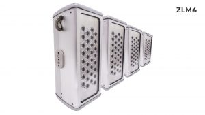 Nemalux ZLM4 modular, compact, high lumens industrial LED luminaire, IP66 and marine rating