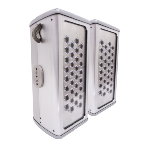 Nemalux ZLM2 modular, compact, high lumens industrial LED luminaire, IP66 and marine rated