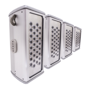 Nemalux ZLM4 modular, compact, high lumens industrial LED luminaire, IP66 and marine rated