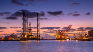 Oil and Gas Lighting Application