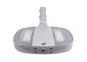 Nemalux XR Series industrial LED luminaire for area lighting - hazardous location (class I division 2, c1d2 ), marine, Dark Sky and DLC approved