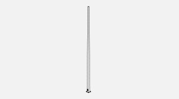 Poles   Square (Tapered)   Industrial Lighting