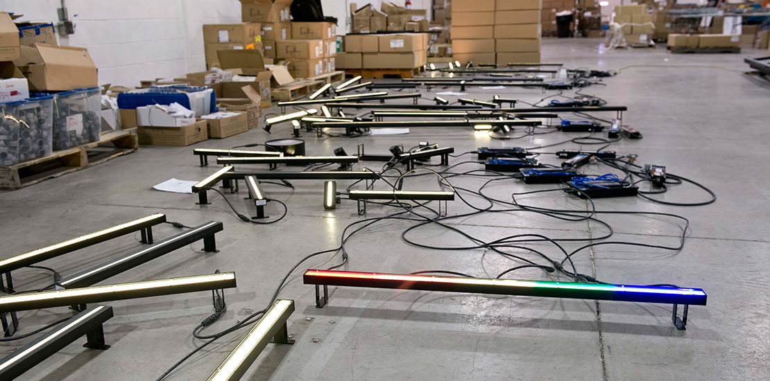 Calgary Industrial LED Lighting Services